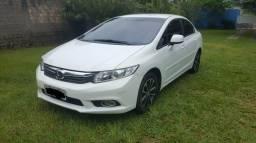 Honda Civic lXS 1.8 FLEX AUT. 12/12 - 2012
