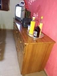 Buffet de madeira