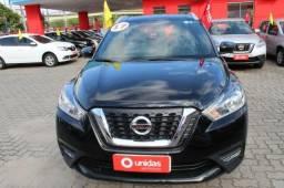 Nissan Kicks SL *Abaixo da Fipe* Ipva2019 e transferencia cortesia - 2017