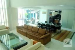 Casa à venda com 4 dormitórios em Belvedere, Belo horizonte cod:103778