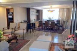 Apartamento à venda com 4 dormitórios em Sion, Belo horizonte cod:95025
