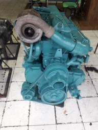 Motor Scania 113 Turbinado Completo
