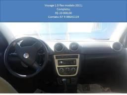 Vw - Volkswagen Voyage - 2011