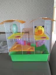 Casinha de hamster
