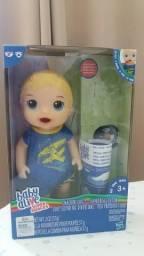 Baby Alive menino