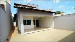 Casa 3 suítes, 129 m² c/ quintal na 407 Sul