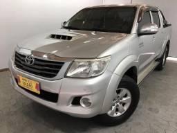 Toyota Hilux 4wd SRV 3.0 - 2013