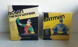 Busto Batman E Robin Silver Age Dc Direct