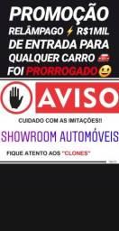 Vw/GOLF 1.6 SPORTLINE 2014 COM TETO SOLAR(R$1MIL DE ENTRADA)SHOWROOM AUTOMÓVEIS - 2014