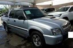 S10 diesel executive 4x4 2.8 turbo 2011 cd - 2011