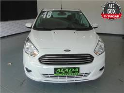 Ford Ka + 1.0 se plus 12v flex 4p manual - 2018