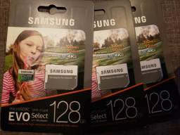 Micro Sd 128gb Evo Select Samsung