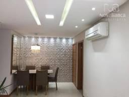 Apartamento com 3 quartos para alugar, 84 m² - Praia de Itaparica - Vila Velha/ES