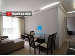 AP2070 - Apartamento com 2 dormitórios para alugar, 52 m² por R$ 853/mês - Quitaúna - Osas