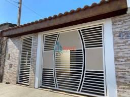 Casa à venda com 2 dormitórios em Parque itália (nova veneza), Sumaré cod:CA1003