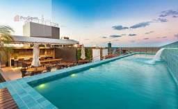 Apartamento à venda com 2 dormitórios em Manaíra, João pessoa cod:34025