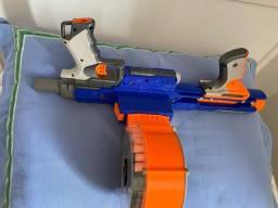 Nerf com munição de 50 balas