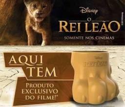 Balde pipoca exclusivo Disney filme O Rei Leão.  Novo!