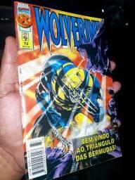 Título do anúncio: Wolverine número 73 ano de 1998
