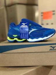 Tênis Mizuno Wave Creation Azul ( 38 ao 43 )