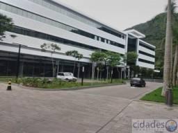 Sala comercial 203 m² com 4 garagens para aluguel no Square Corporate Saco Grande Fpolis