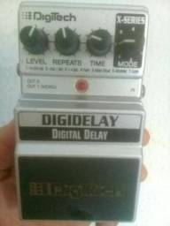 Pedal Delay Digitech Digidelay para Guitarra