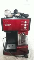 Cafeteira Prima Latte Espresso Cappuccino Oster Automática 220v