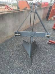 Sulcador hidráulico 1 linha - Novo