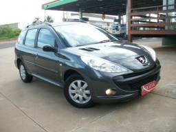 Peugeot 207 2009 1.4 xr sw 8v flex 4p manual