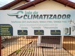 Climatizador para 350 mts quadrados vendemos energia solar compramos climatizador usado.