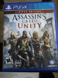Jogo de PS4- Assassins Creed Unity