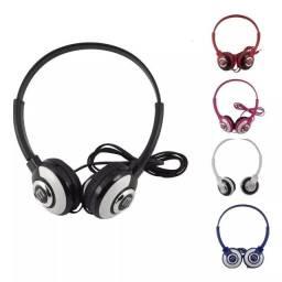 Fone de ouvido A-521 plug P2 Para Celular iPod MP3 Tablets