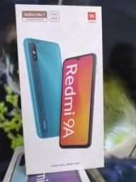 Redmi 9A  da Xiaomi #Mania Mundial#  NOVO lacrado com Garantia e Entrega