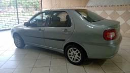 Siena ELX 1.0 - 2005 - cinza