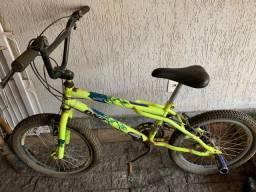Bicicleta T-Cross Aro 20 Neon