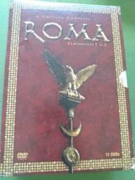 Box DVD Roma (HBO / Warner)