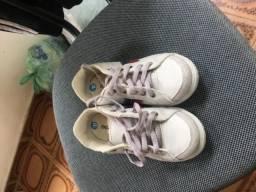 Sapatênis infantil 31