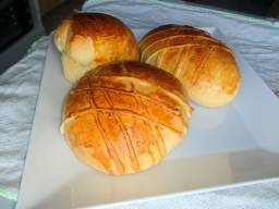 Trabalhe com a Pedaços do céu, produzimos os melhores pães caseiros da região