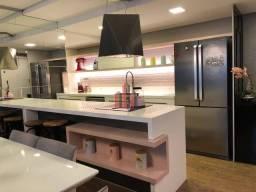 AP8100 Apartamento com 3 dorm, 100 m² por R$ 495.000 - Centro - Santo Amaro Imperatriz/SC
