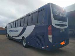 Ônibus Busscar Vistabuss LO Mercedes Benz O500R 305 Cv Ano 2007-