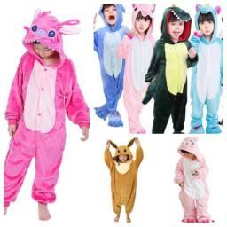 Pijama Personagens Promoção