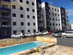 Apartamento na Maraponga de 3 quartos 64,41m2, projetado por 179 mil preço de Oportunidade