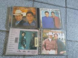Vendo CD's da dupla Leandro e Leonardo