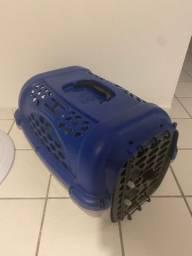 Caixa de transporte gatos e cachorro