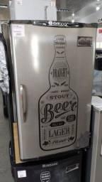 Cervejeira 120 litros gelopar pronta entrega *douglas