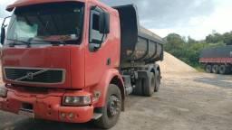 Vm 240 truck cacamba basculante