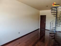 Apartamento Cobertura para aluguel, 3 quartos, 1 suíte, 1 vaga, Sidil - Divinópolis/MG