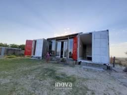 Casa ecológica de Container em Imara no Imbé