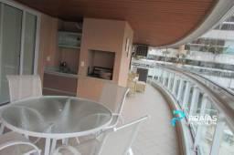 Apartamento à venda com 4 dormitórios em Enseada, Guarujá cod:51801