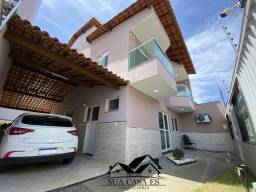 Linda Casa Triplex de 3Q c /Suíte + Closet e Varanda + Área Gourmet e 3 Vagas em Colina de